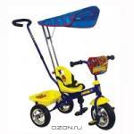 """Трехколесный велосипед Navigator Trike """"Spider-Man"""", цвет: синий, желтый. Т54159"""