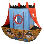 "Палатка ""Корабль пирата"""